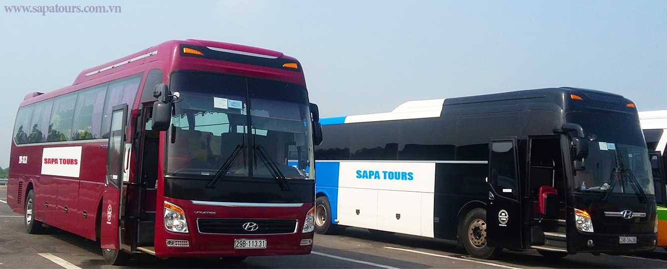 Sapa Tour By Bus 2 Days 1 Night 3-Star Hotel in Sapa (Option 2)